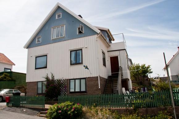 Smögen boende - Villa på Valegatan 11